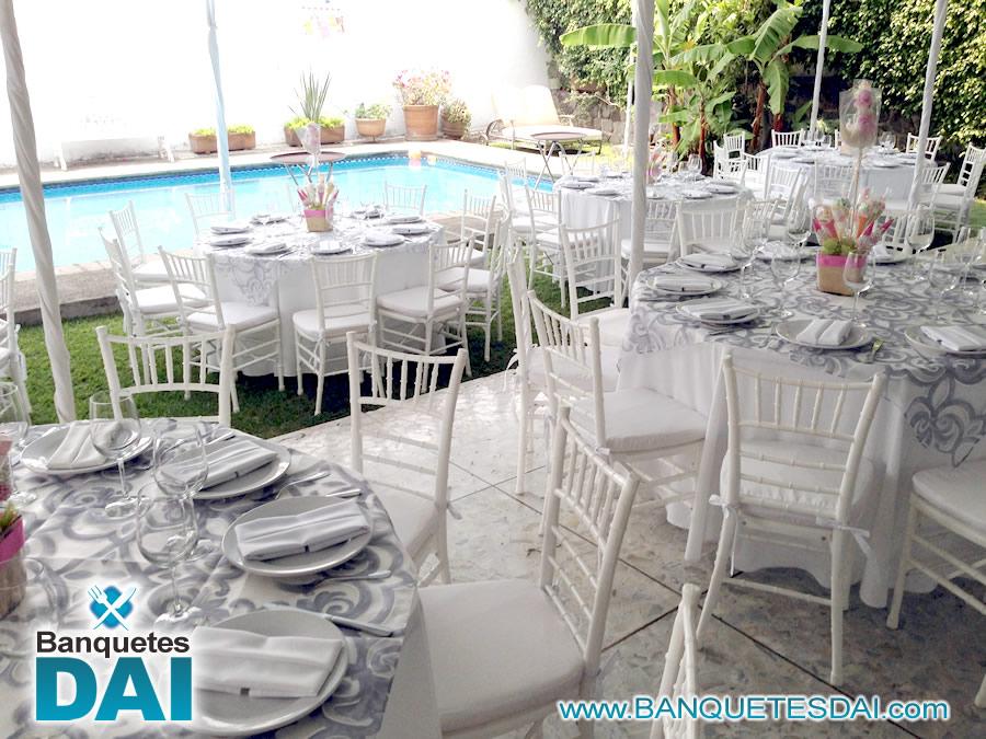 Renta sillas y mesas para fiestas - Alquiler de mesas y sillas para eventos precios ...